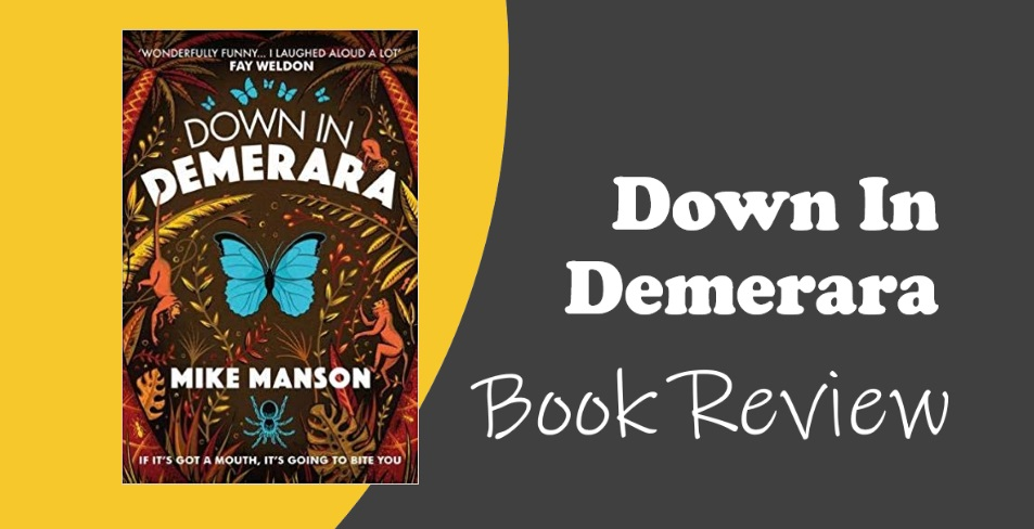 Down in Demerara Book Review